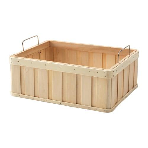 班克斯 篮筐, 自然色 自然色 36x27x13 厘米