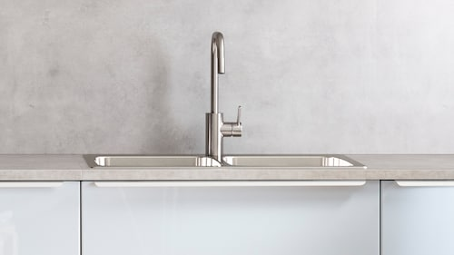 Kitchen taps & sinks