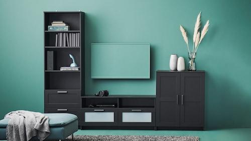 TV & media storage