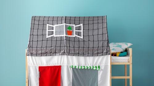 儿童床配件和床篷
