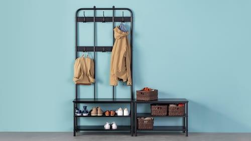 Clothes racks & rails