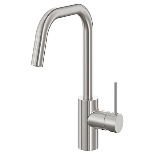 IKEA ?LMAREN Kitchen mixer tap w pull-out spout