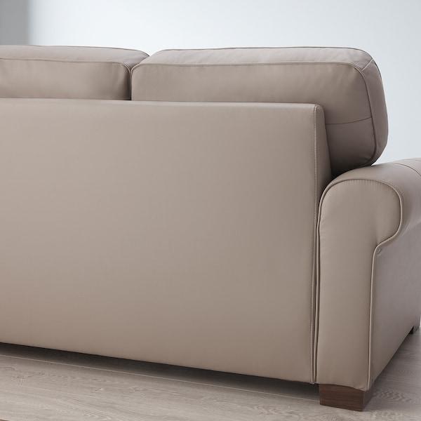 ÅKETORP 2-seat sofa, Grann/Bomstad dark beige