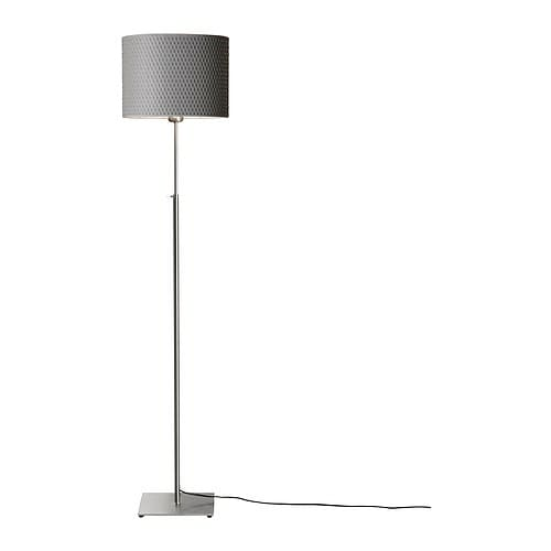 ALÄNG Floor lamp IKEA The height is adjustable to suit your lighting needs.
