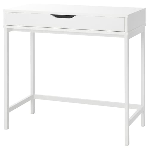 ALEX desk white 79 cm 40 cm 76 cm 62 cm