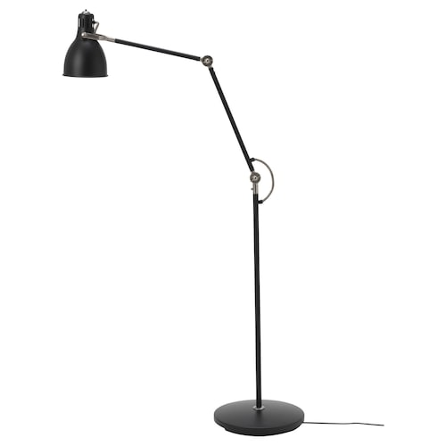 ARÖD floor/reading lamp anthracite 13 W 170 cm 30 cm 15 cm 185 cm