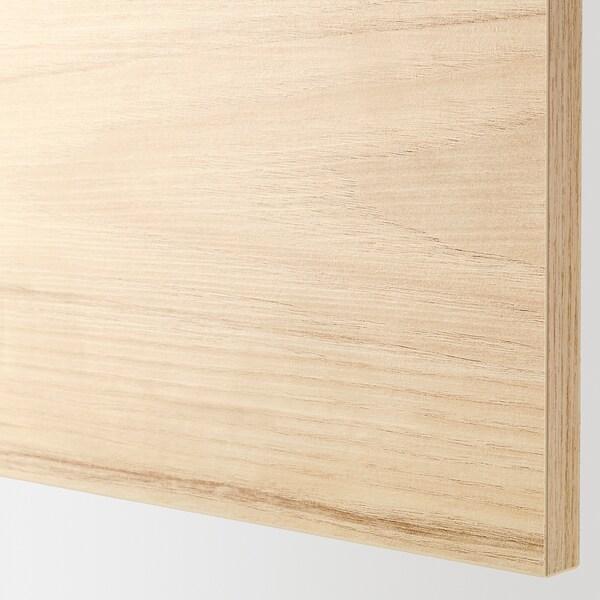 ASKERSUND drawer front light ash effect 79.7 cm 40.0 cm 80.0 cm 39.7 cm 1.6 cm