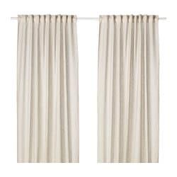 BIRTINE Curtains, 1 pair ¥299.00