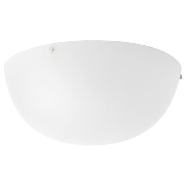 BJÄRESJÖ ceiling lamp white 13 W 14 cm 30 cm