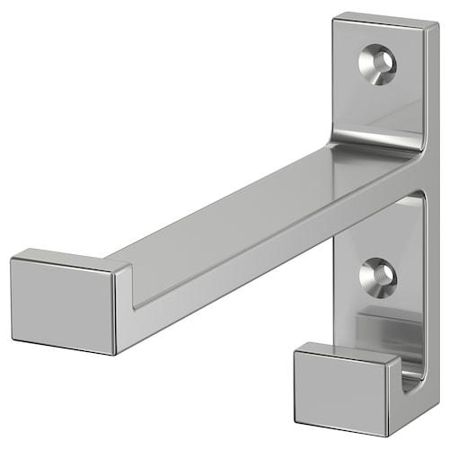 BJÄRNUM hook aluminium 3 cm 15 cm 9 cm