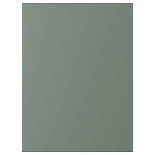 BODARP door grey-green 59.7 cm 80.0 cm 60.0 cm 79.7 cm 1.7 cm