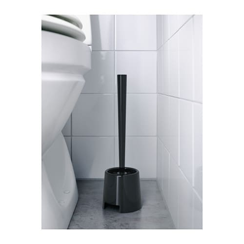BOLMEN Toilet brush/holder IKEA