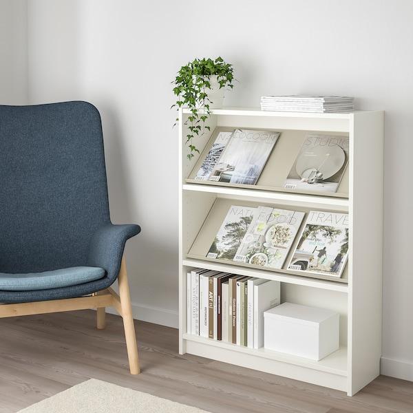 BOTTNA display shelf light beige 76 cm 32 cm 10 kg