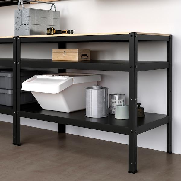 BROR Storage with cabinet/work bench