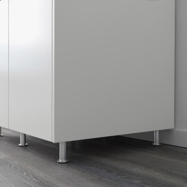 Capita Leg Stainless Steel 8 Cm Ikea