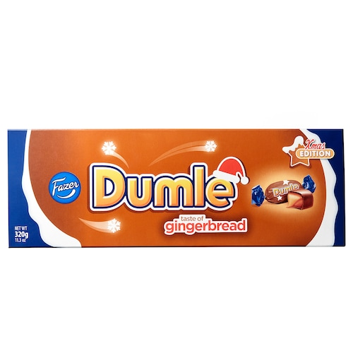 IKEA DUMLE Chocolate covered toffees