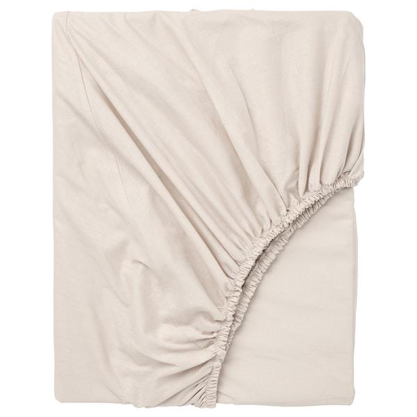 IKEA DVALA Fitted sheet