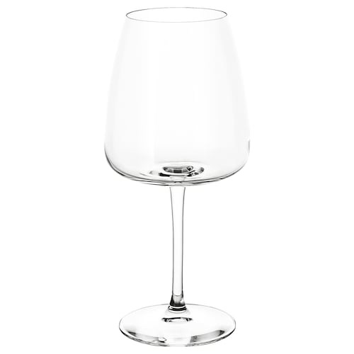 DYRGRIP red wine glass clear glass 21.5 cm 58 cl