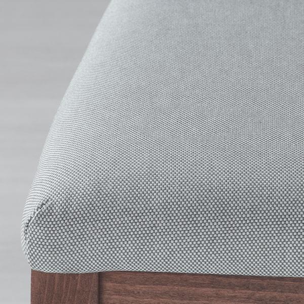 EKEDALEN chair brown/Orrsta light grey 110 kg 45 cm 51 cm 95 cm 45 cm 39 cm 48 cm