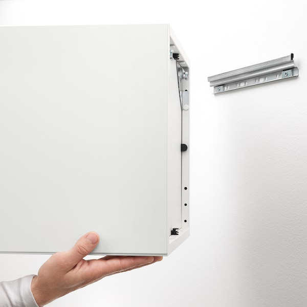 EKET wall-mounted shelving unit white 35 cm 35 cm 35 cm