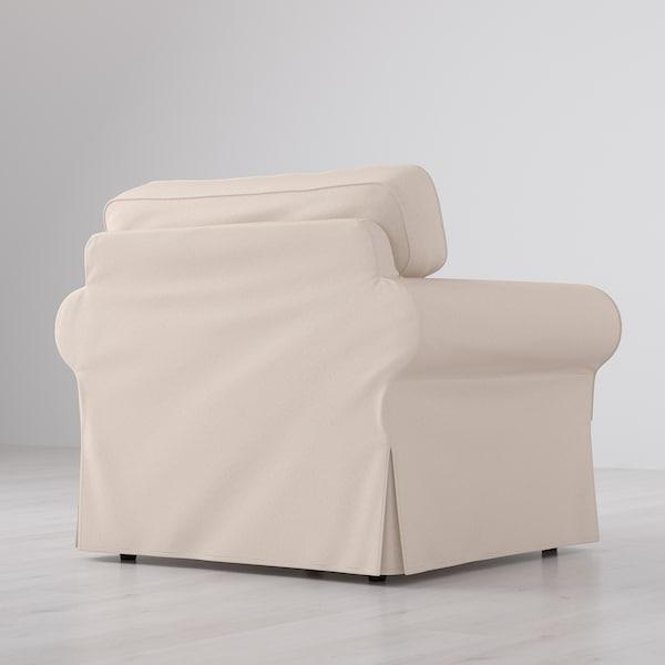 EKTORP armchair Lofallet beige 104 cm 88 cm 88 cm 54 cm 45 cm
