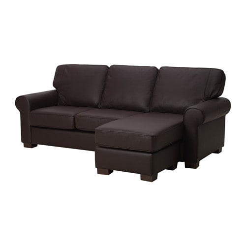 ektorp 2 seat sofa w chaise longue right ikea. Black Bedroom Furniture Sets. Home Design Ideas