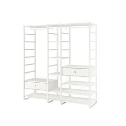 ELVARLI 3 sections, white