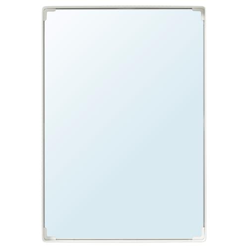 ENUDDEN mirror white 40 cm 58 cm