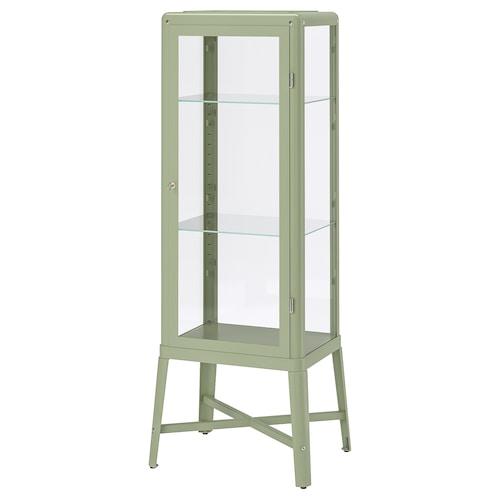 IKEA FABRIKÖR Glass-door cabinet