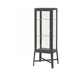 FABRIKÖR Glass-door cabinet ¥ 799.00