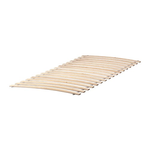 FJELLSE Bed frame IKEA Made of solid wood, which is a hardwearing and warm natural material.