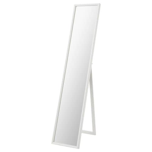 IKEA FLAKNAN Standing mirror