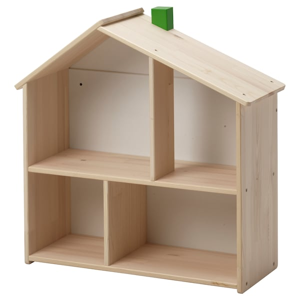 IKEA FLISAT Doll's house/wall shelf