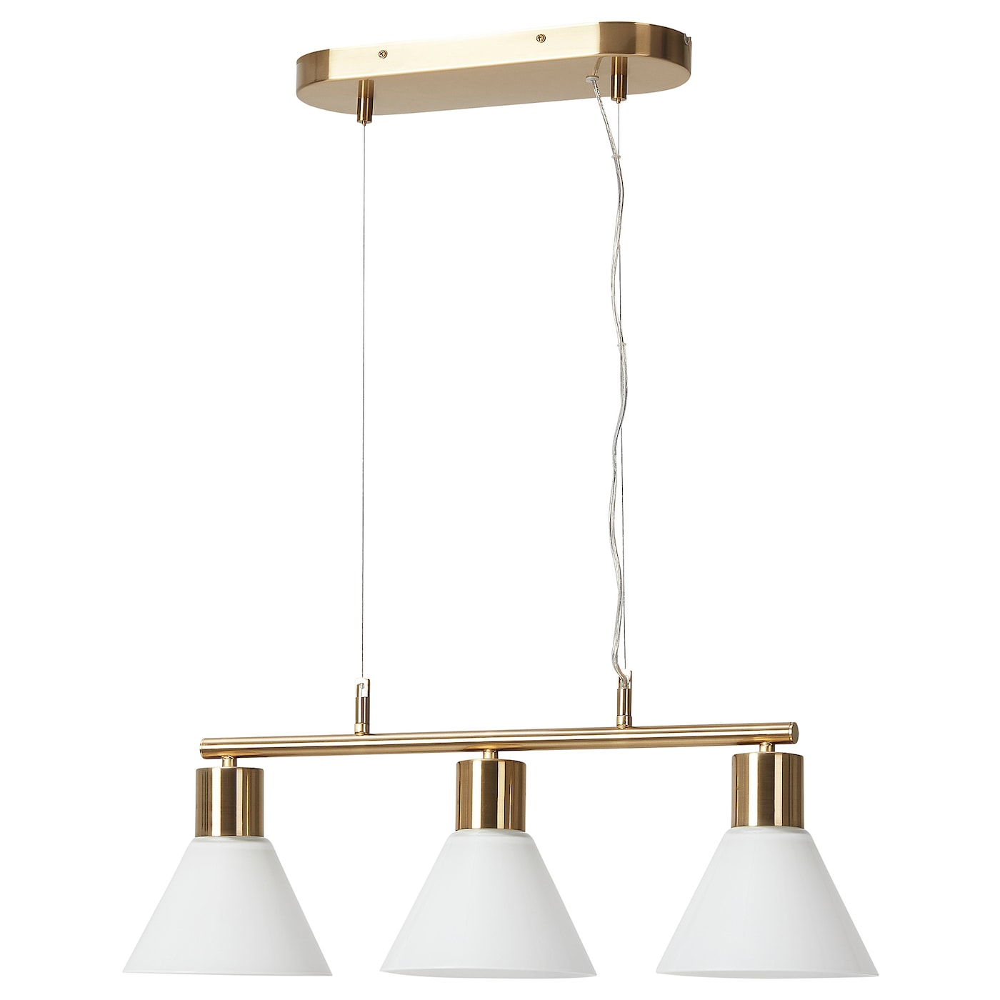 Flugbo Pendant Lamp With 3 Lamps