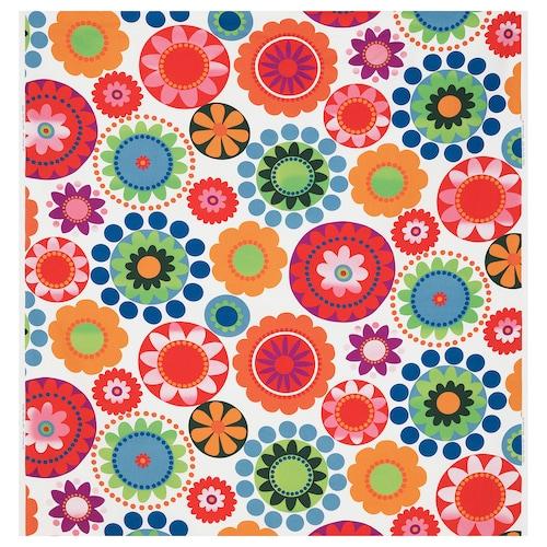 FREDRIKA fabric multicolour 230 g/m² 150 cm 1.50 m²