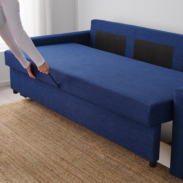 IKEA FRIHETEN 3-seat sofa-bed