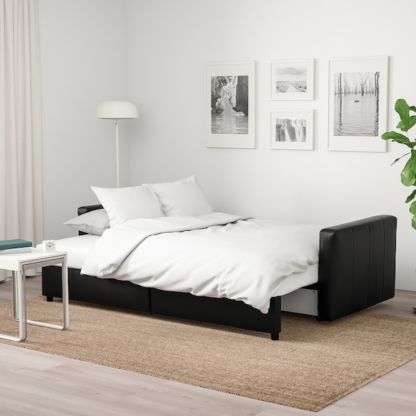 IKEA FRIHETEN Three-seat sofa-bed