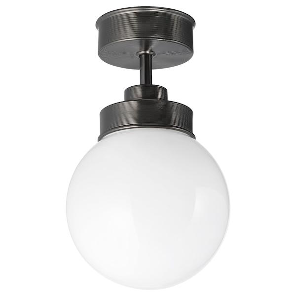 FRIHULT ceiling lamp black 5.3 W 25.0 cm 15 cm