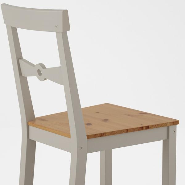 GAMLEBY chair light antique stain/grey 110 kg 42 cm 50 cm 85 cm 42 cm 38 cm 45 cm