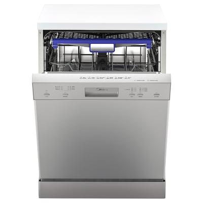 GLANSFULL Q6 Dishwasher, stainless steel