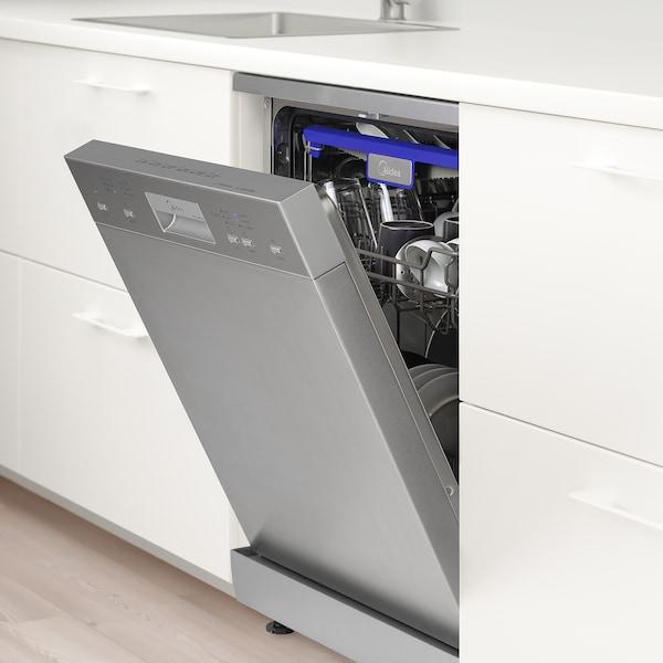 GLANSFULL Q6 dishwasher stainless steel 59.8 cm 60.0 cm 84.5 cm 1.5 m 45 kg