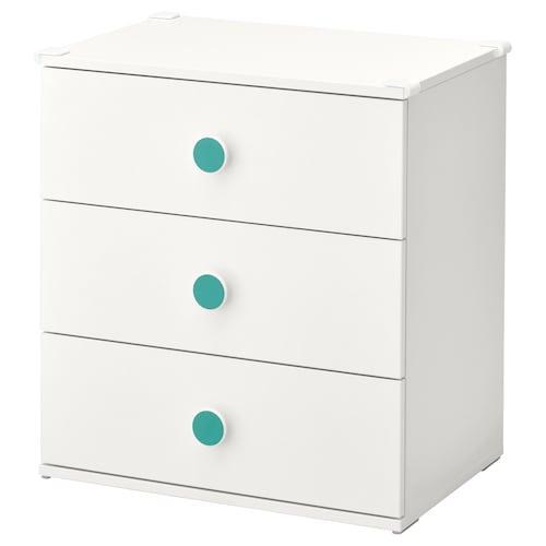 IKEA GODISHUS Chest of 3 drawers