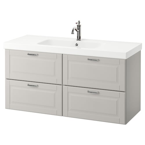 IKEA GODMORGON / ODENSVIK Wash-stand with 4 drawers