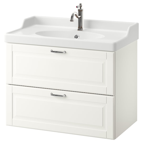 IKEA GODMORGON / RÄTTVIKEN Wash-stand with 2 drawers