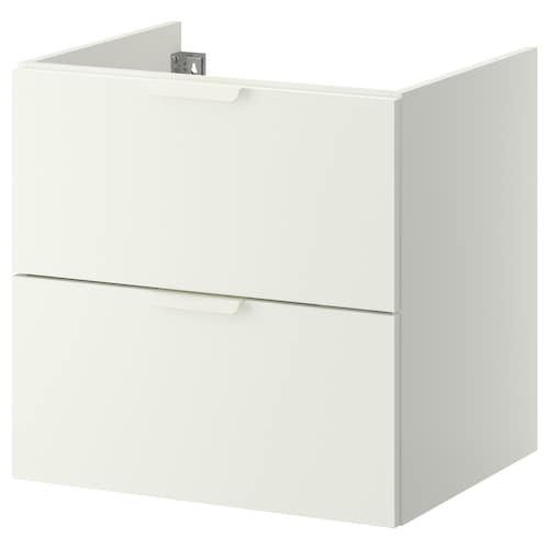 IKEA GODMORGON Wash-stand with 2 drawers