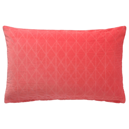 GRACIÖS cushion cover pink 65 cm 40 cm
