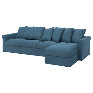 Cover: With chaise longue/tallmyra blue.