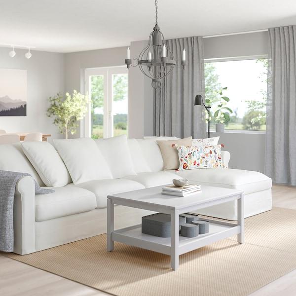 GRÖNLID 4-seat sofa with chaise longue/Gräsbo white 104 cm 68 cm 164 cm 328 cm 98 cm 126 cm 7 cm 18 cm 68 cm 292 cm 60 cm 49 cm