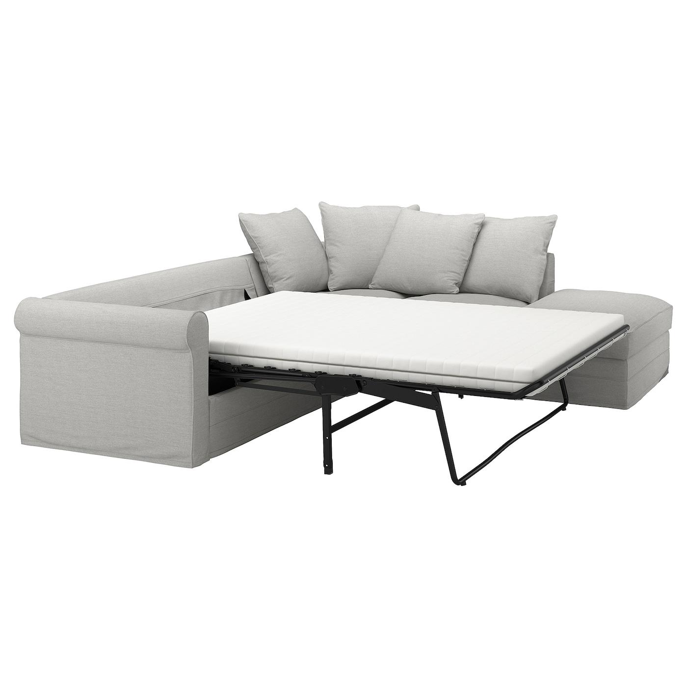 GrÖnlid Corner Sofa Bed 4 Seat With