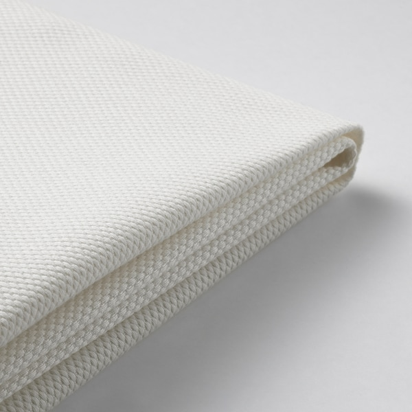 GRÖNLID cover for 1-seat section Gräsbo white